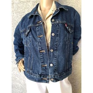 VINTAGE | Levi's made in USA trucker jeans jacket